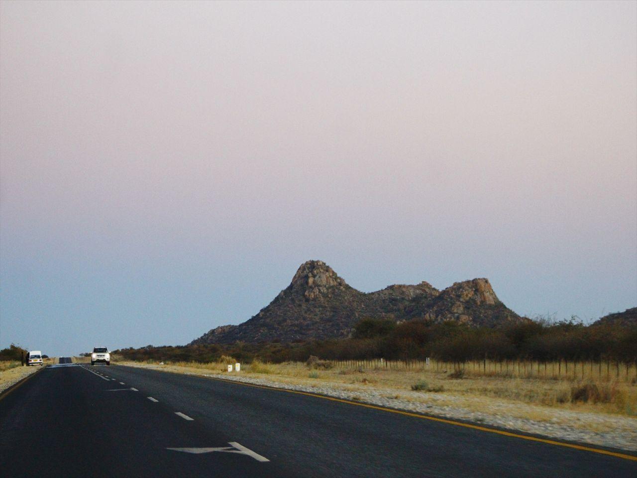 南アフリカ・ナミビア旅行 ~③ナミブ砂漠 世界最古の砂漠での夜明け ナミビア後編~