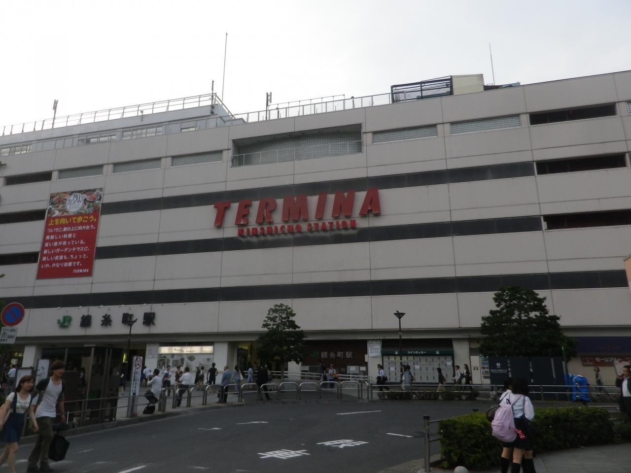 錦糸 ヨドバシ 町 カメラ