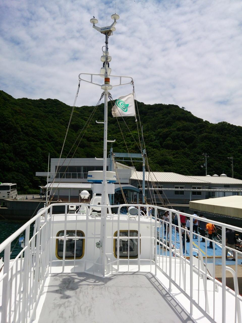 鳴門の渦潮~観潮船に乗って~