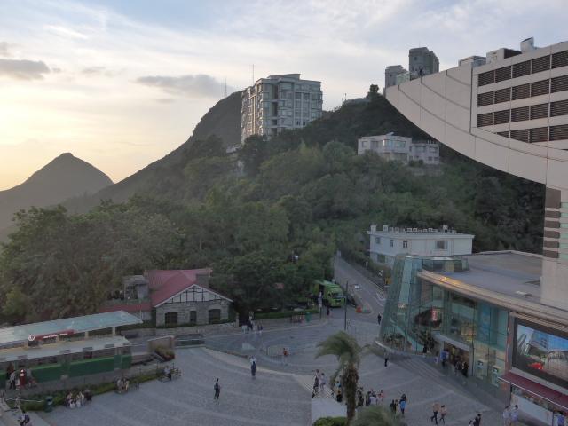 香港、食べるだけで満足。5