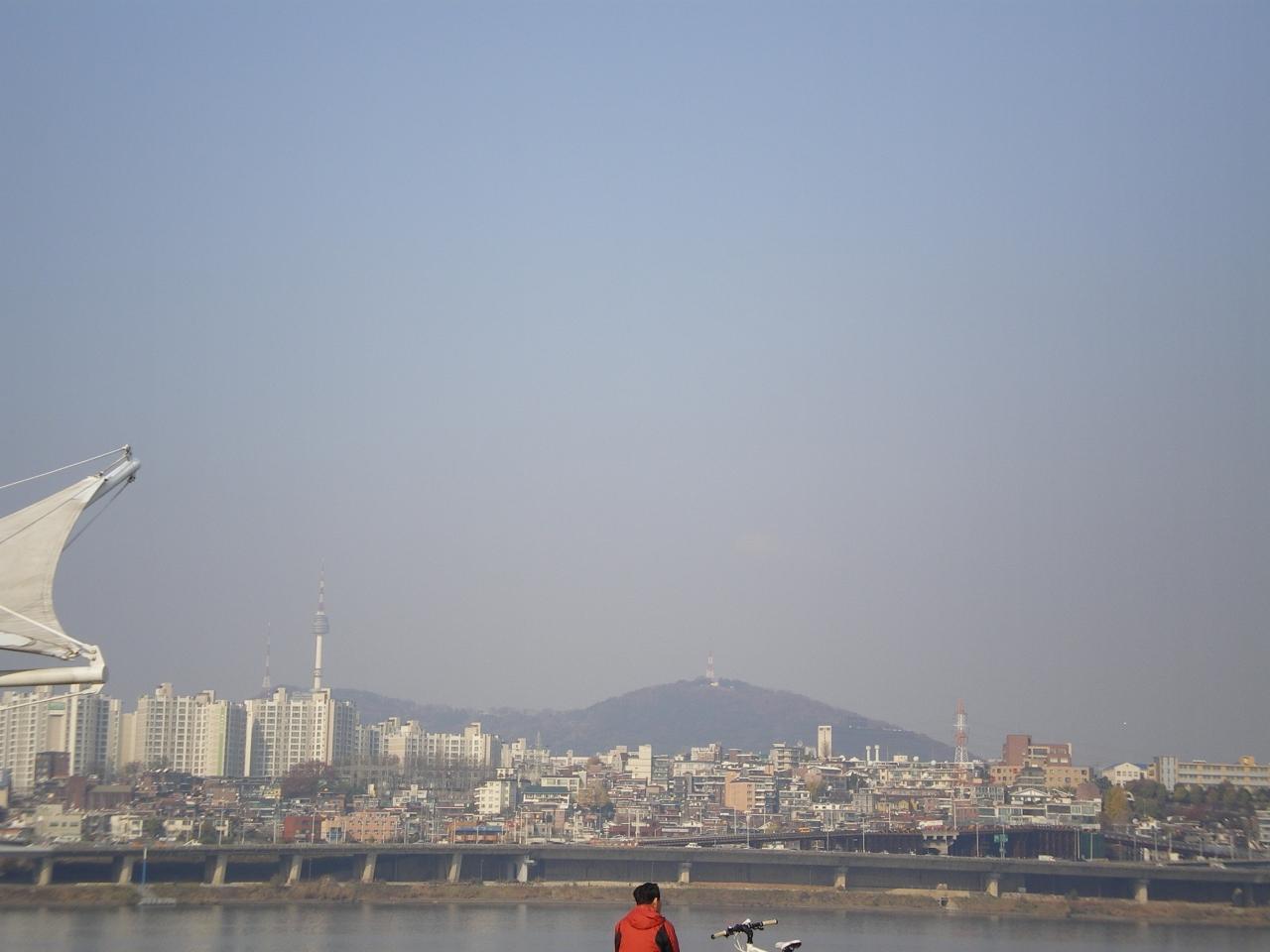 5回目のソウルは、初めての一人旅