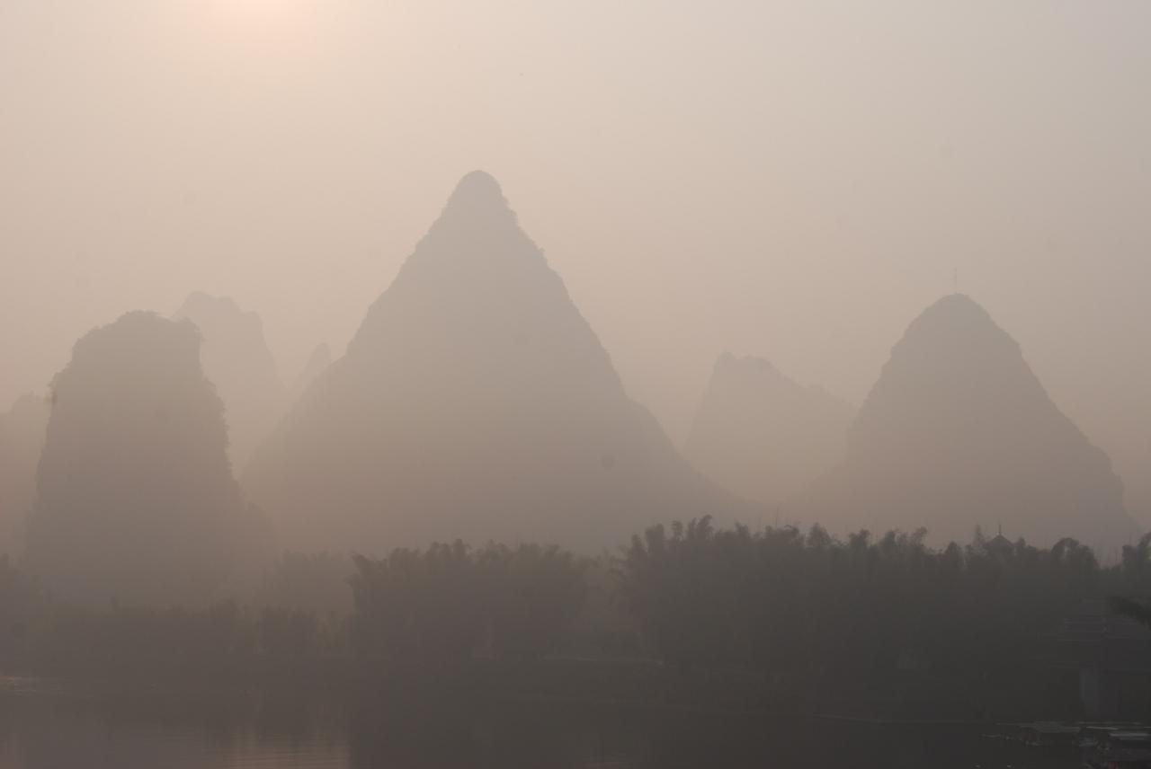 東南アジアを陸路で巡る。6日目 陽朔 その3