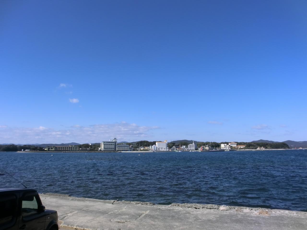 鹿野島 ブログ 渡