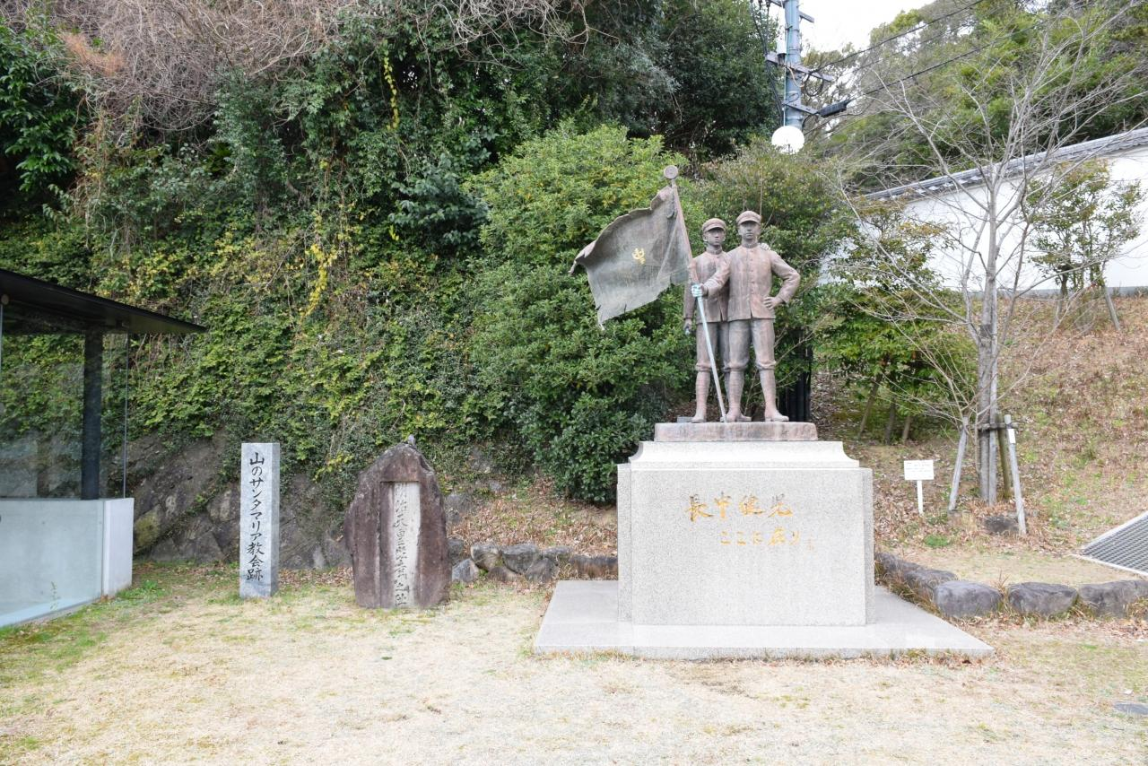 長崎、田原坂は今日も雨だった(...