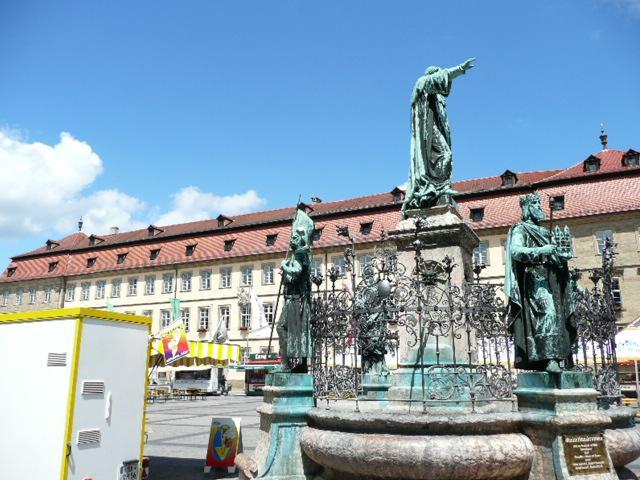 ヨーロッパ鉄道の旅 #21 - バイエルンの真珠、美しい古都バンベルク