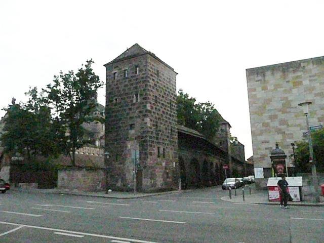 ヨーロッパ鉄道の旅 #24 - 古城街道の町、ニュルンベルク