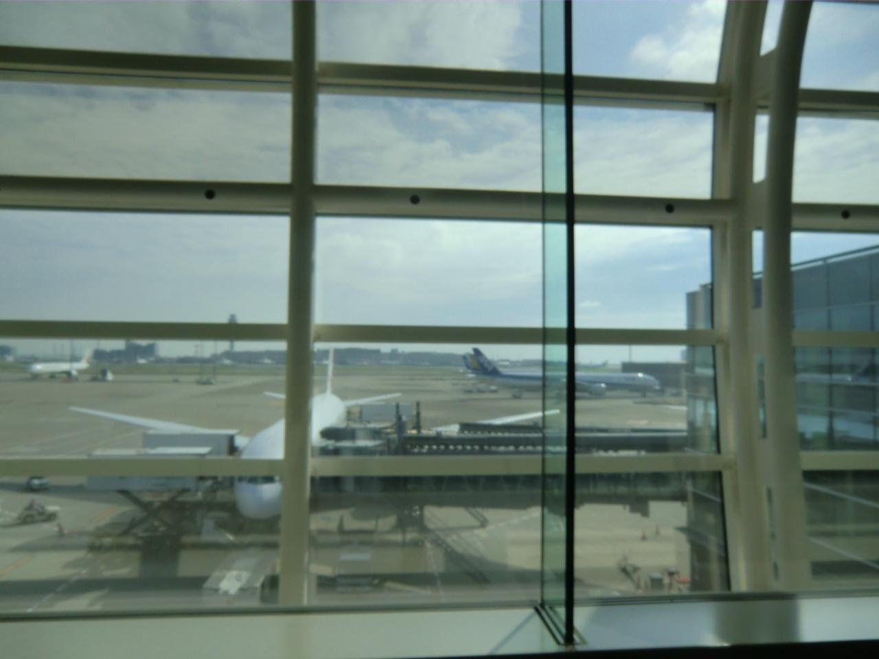 空港 スピーク