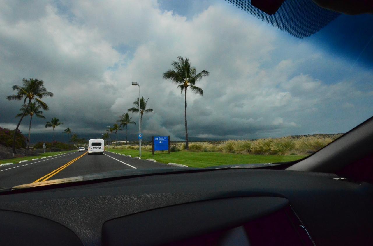 のんびりハワイ島 2015⑪ のんびりを楽しんだハワイ島から あわただしい日常へ