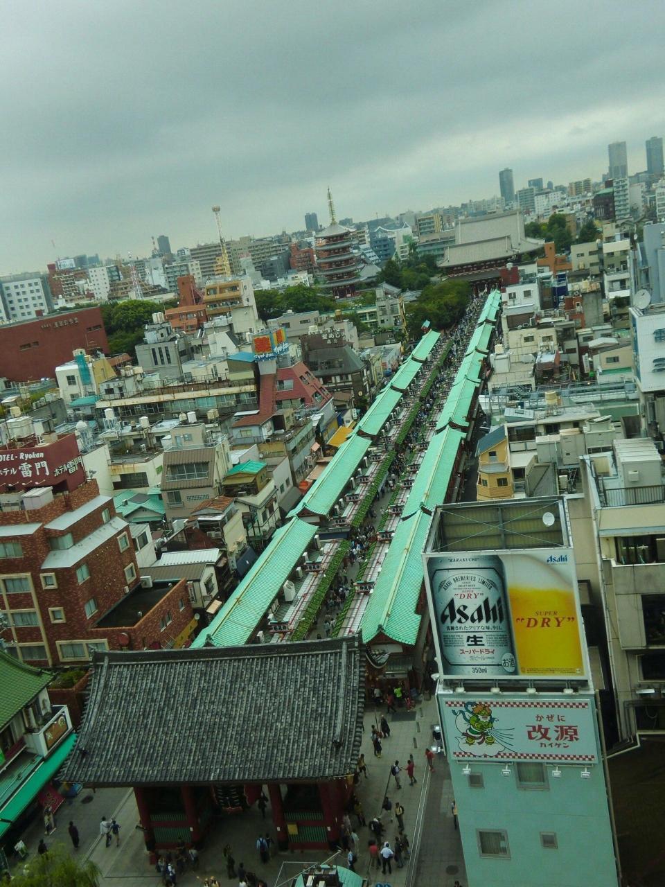 『夏休み最終日の下町散歩』浅草(東京)の旅行記・ブログ by white ...