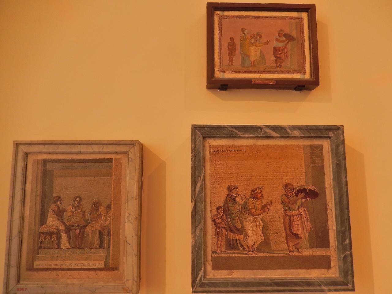 イタリア あっちも! こっちも! と欲張りなたび その36 ナポリ 国立考古学博物館2