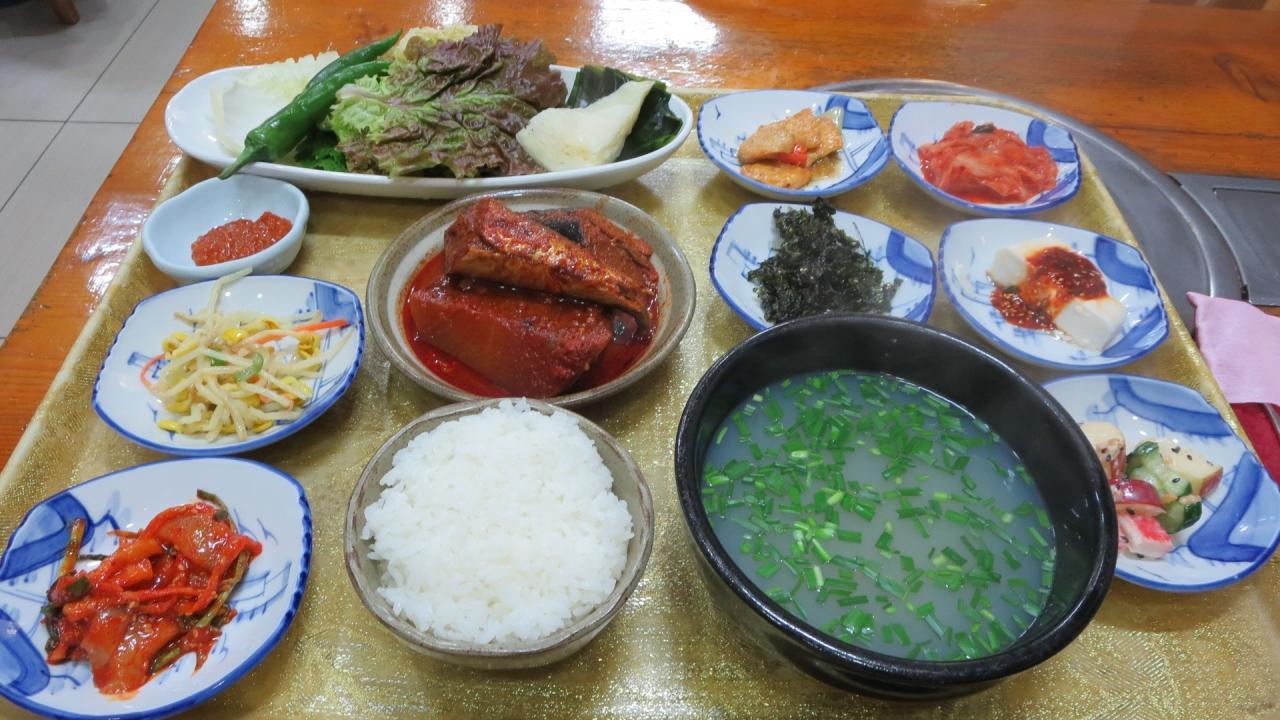 釜山 孤独 の グルメ