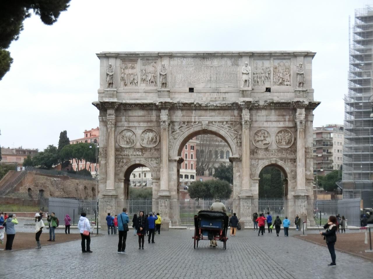 再びのイタリア、今度は親子で南イタリアへ ( 永遠の都 ローマを堪能するの巻 ① )
