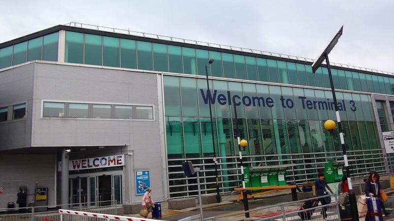 マンチェスター空港 ホテル