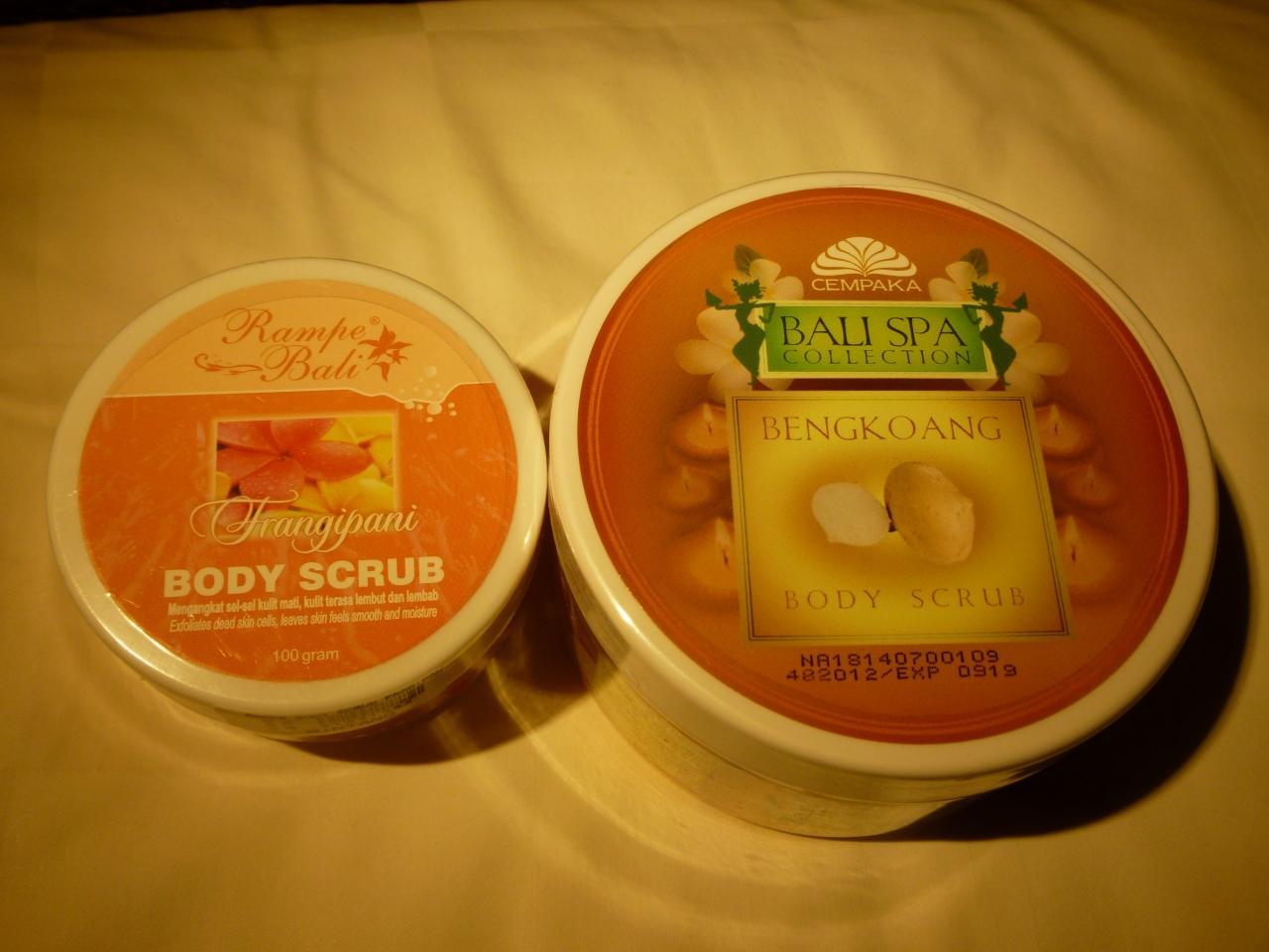 Cempaka Bali Spa Collection 200ml Green Tea Body Scrub Lulur Kris Mandi With Bangkoang Ekstract 250 Ml 1000g Coconut Daftar Source Br