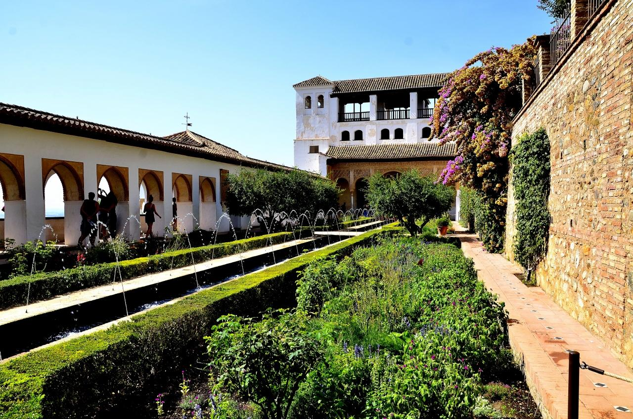ときめきのスペイン周遊⑨グラナダ アルハンブラ宮殿(前編)(3ページ)