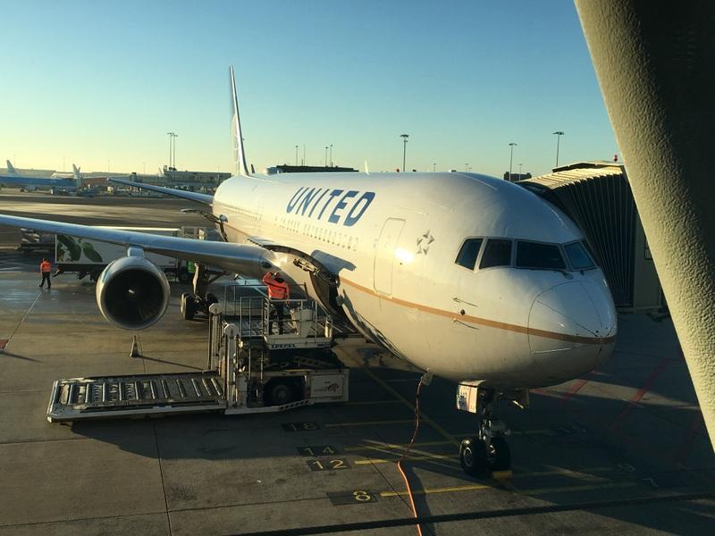 ユナイッテド航空の新しいサービ...