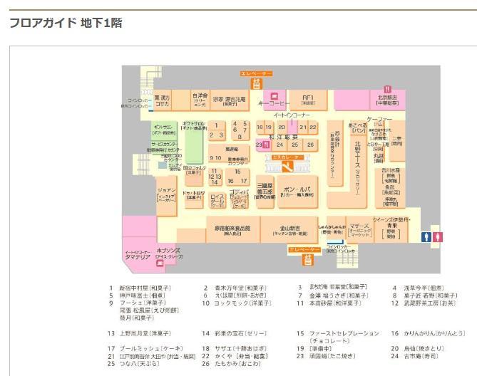 東京で、輸入菓子や輸入雑貨などを売ってるオスス …