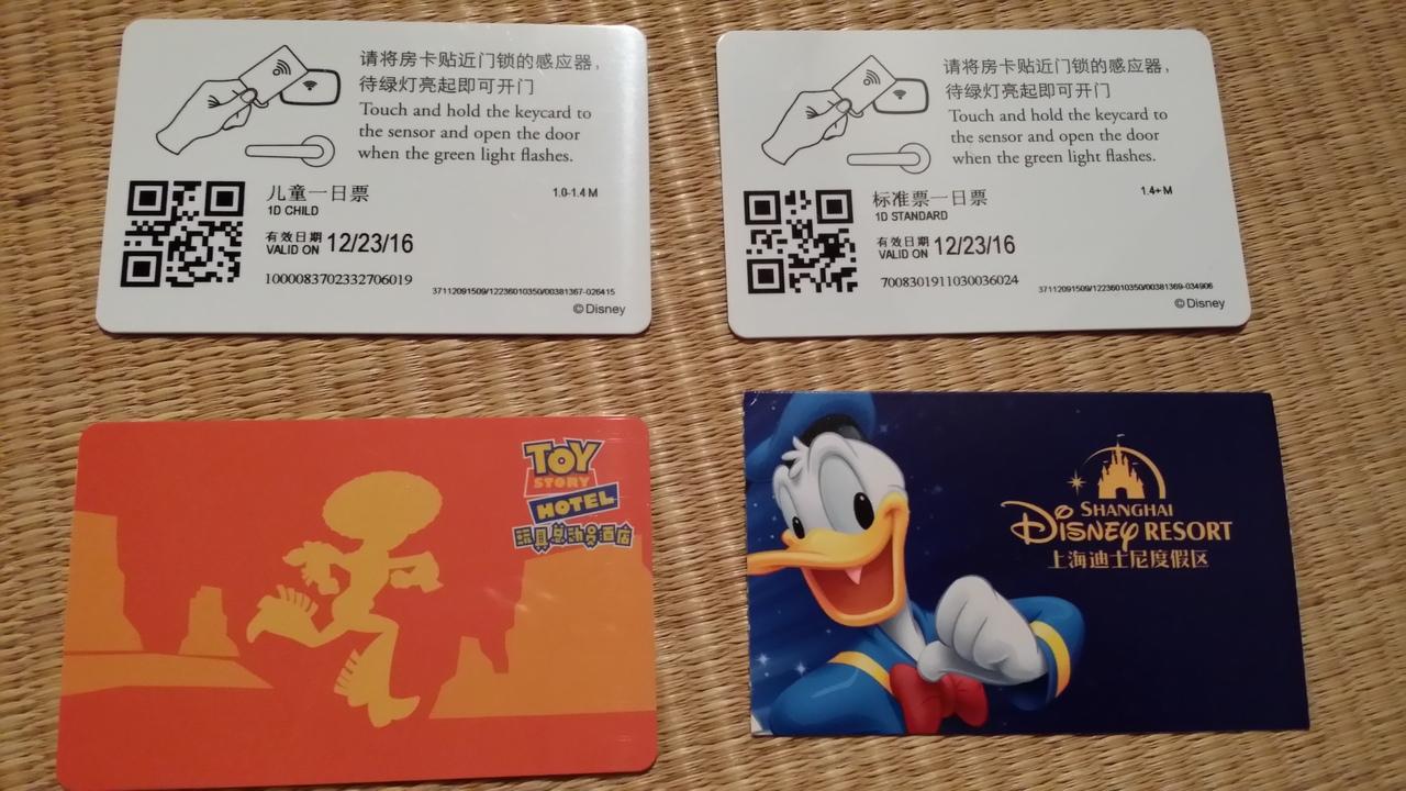 セントレアから!子連れ上海ディズニー冬旅』上海(中国)の旅行記・ブログ