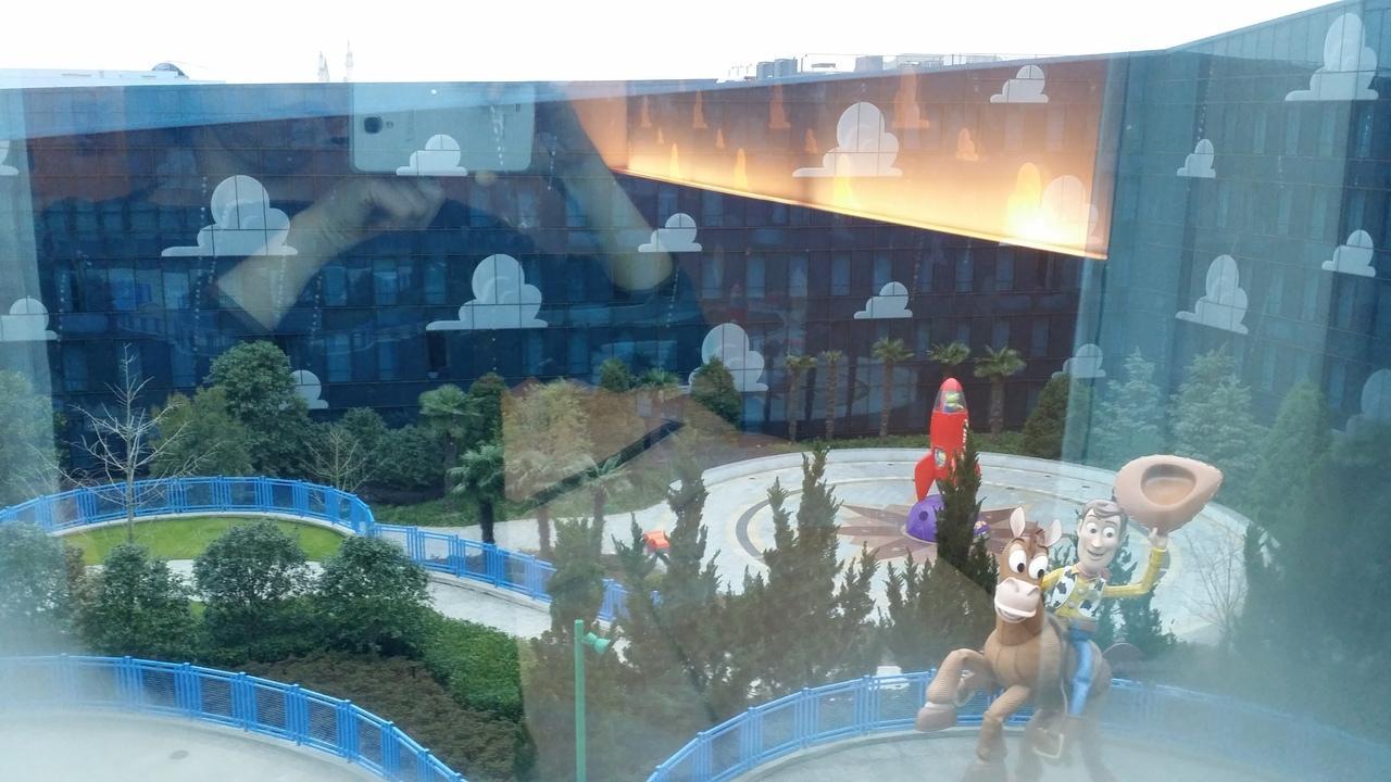 世界一のデザインホテル トイ・ストーリーホテル』上海(中国)の旅行記