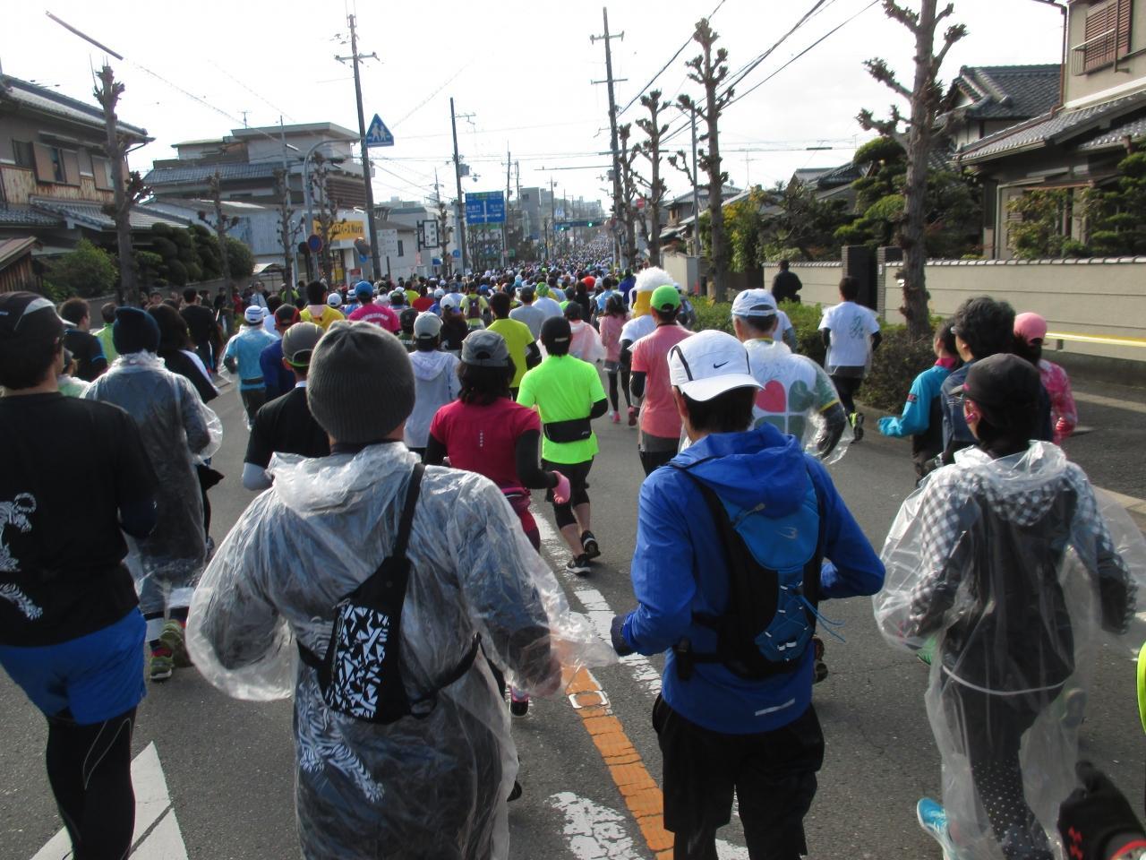 奈良マラソン2017奮戦記 大会当日+近鉄奈良駅周辺散策