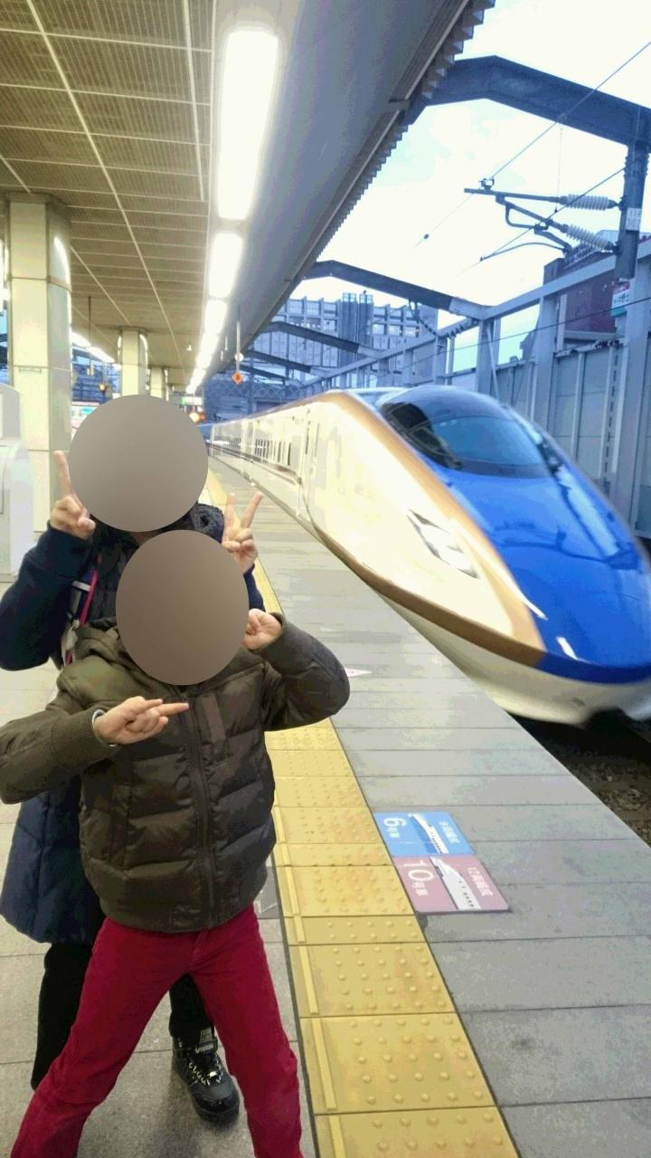 2017年 新春ディズニーリゾート 子連れ旅行記 その1』東京ディズニー