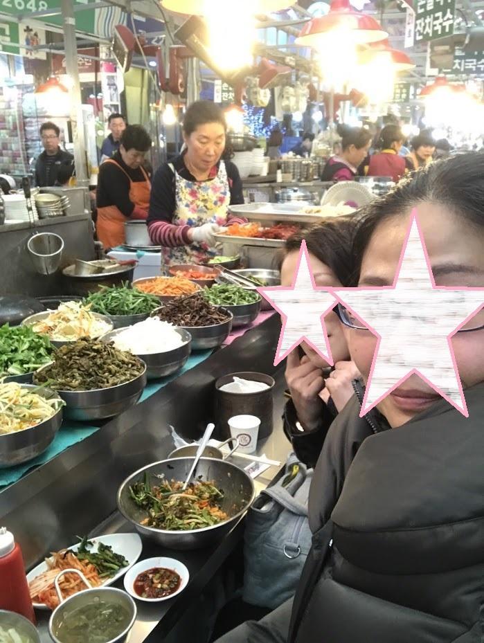 2017年3月 ソウル食い倒れ ②2日目/広蔵市場 3日目/オヒャンチョッパル