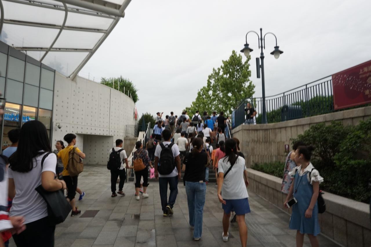 激混み 夏休みの上海ディズニーランド』上海(中国)の旅行記・ブログ by