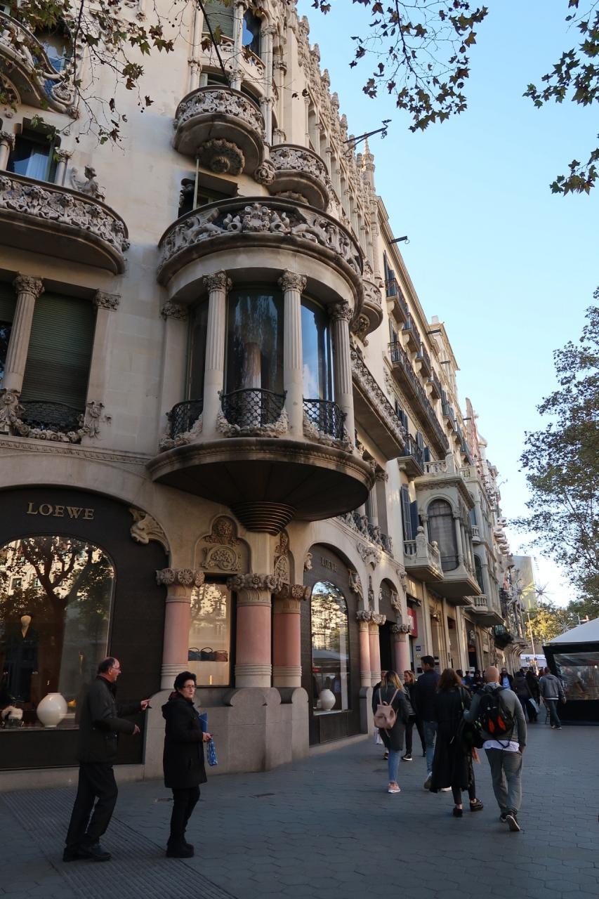 バルセロナ ゆるゆる