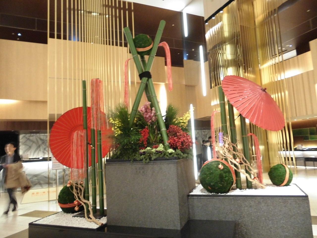 プラザ ana 大阪 クラウン ホテル