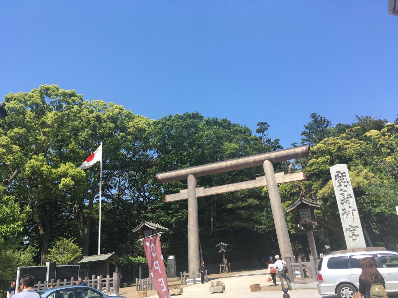 鹿島 神宮 駅 から 潮来 駅