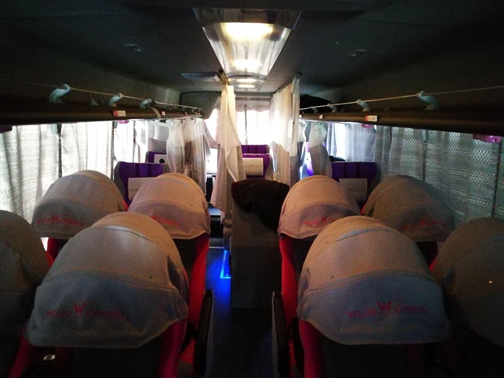 バス 東京 島根