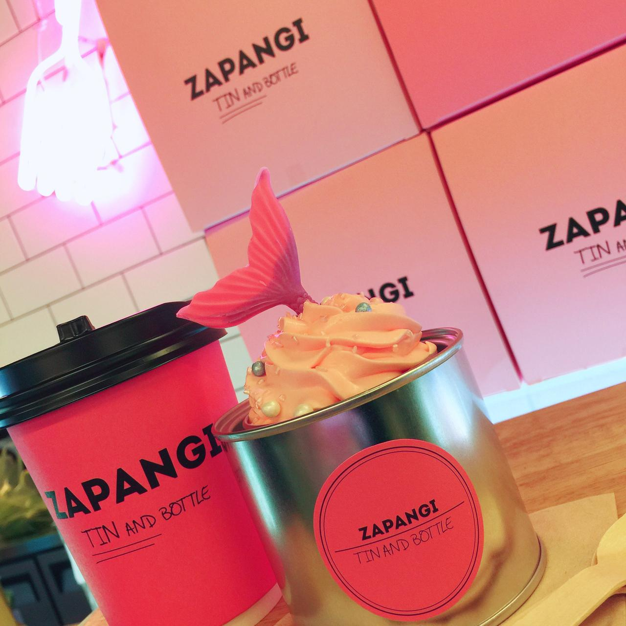 ZAPANGI (チャパンギ)
