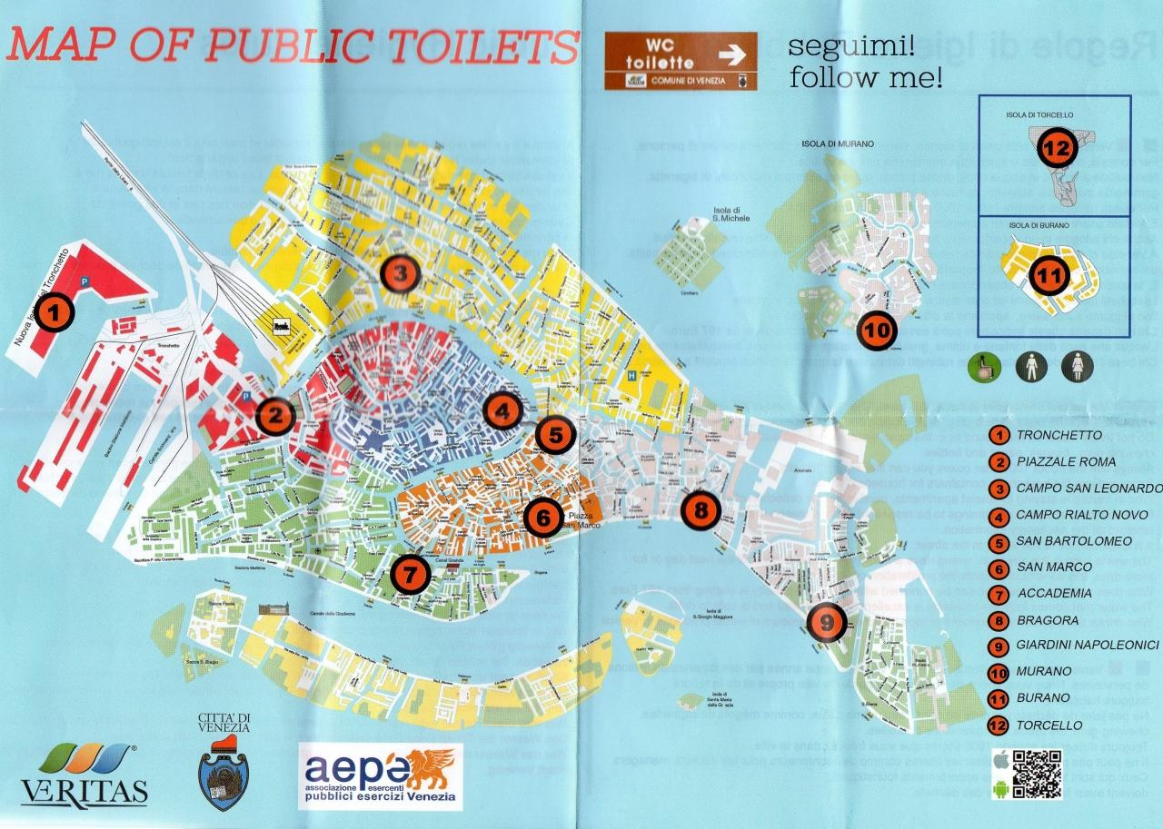 公衆 トイレ マップ