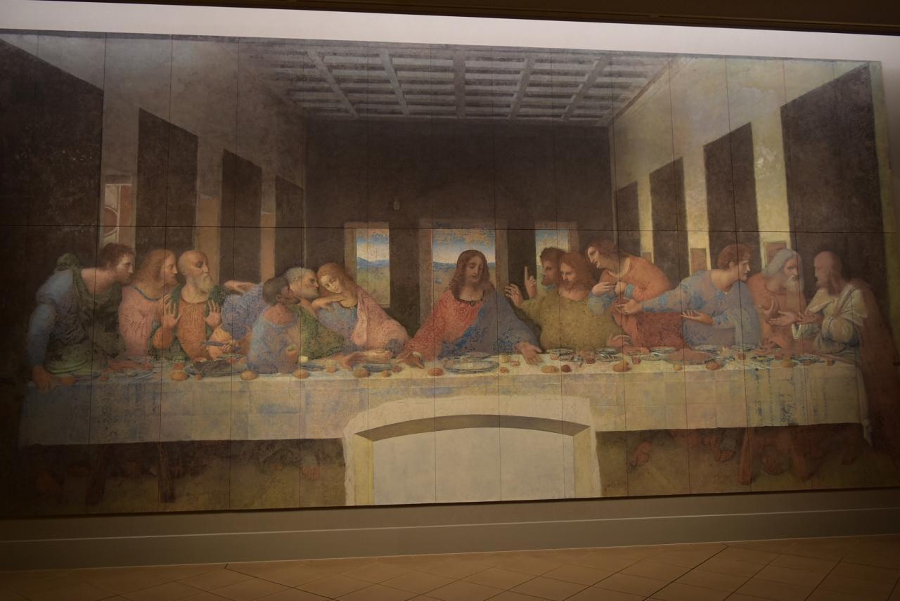 ユダ 位置 の の 最後 晩餐