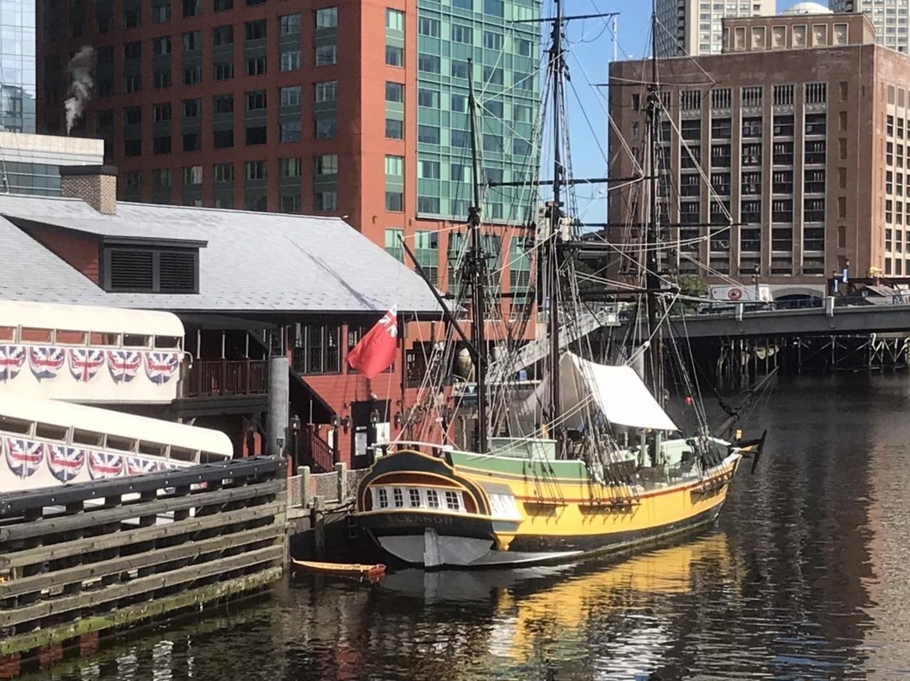 事件 ボストン 茶会