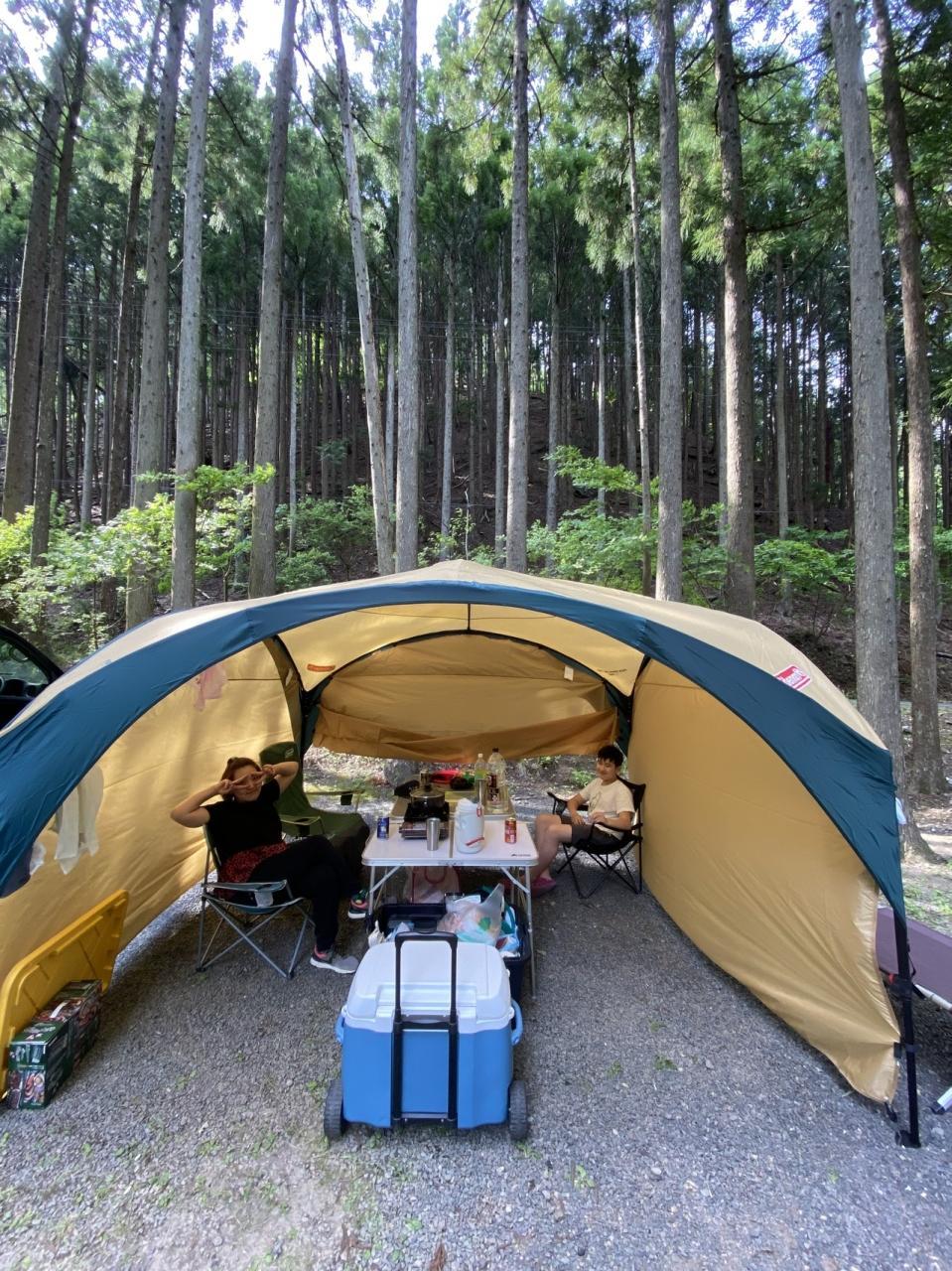 キャンプ 里 場 の オート クタ