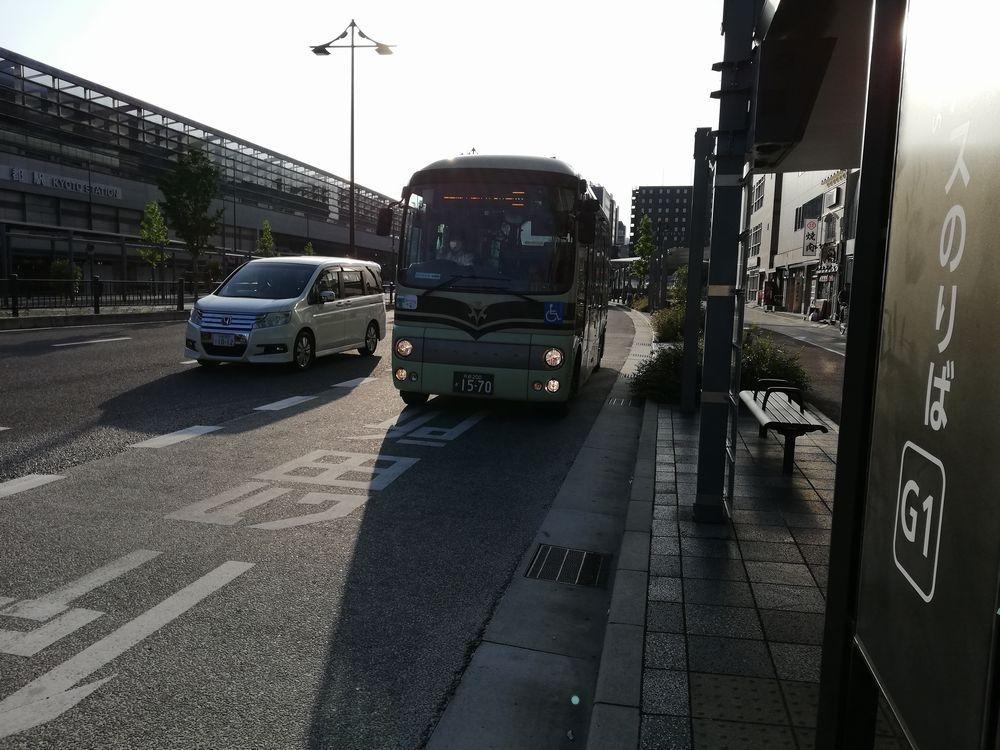 18 京都 市バス