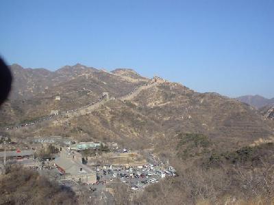 万里の長城の観光時間は…