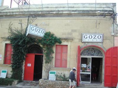 GOZOガラスのお店