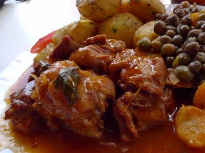 ルヘンゲリでの夕ご飯はHotel Muhaburaで食べよう!