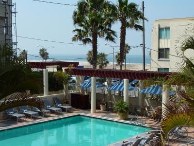 Le Merigot, A JW Marriott Beach Hotel & Spa, Santa Monica