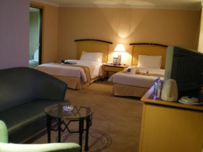清潔・便利・設備も十分な大型ホテル