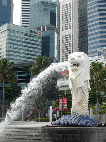 シンガポールといえばここ!