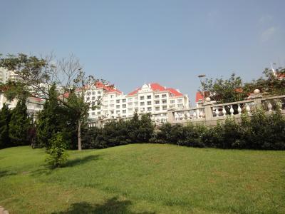 サービスレベルが高い、南欧風ホテル
