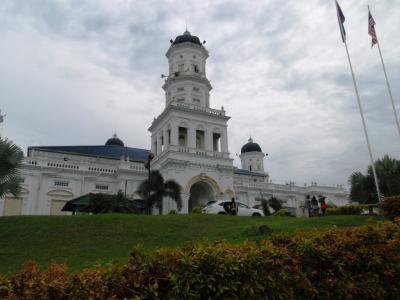 マレーシア1美しいといわれているらしいモスク