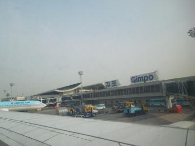 金浦国際空港の国内線ではパスポートが必要です。