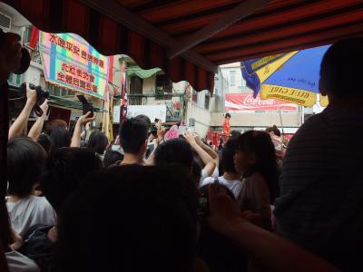 饅頭祭り 仮装パレードを見るなら早めに出発が吉?