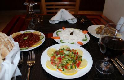 キングスウェイホテル夕食
