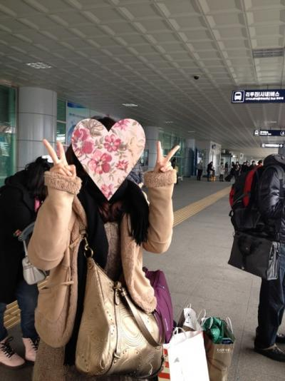 慶州へはたった9000ウォン!