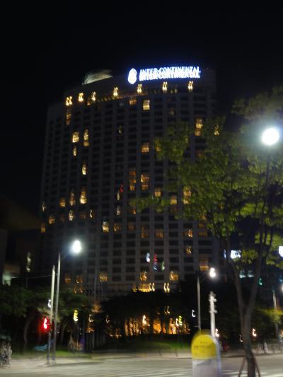 COEXにあるインターコンチネンタルホテルの一つです